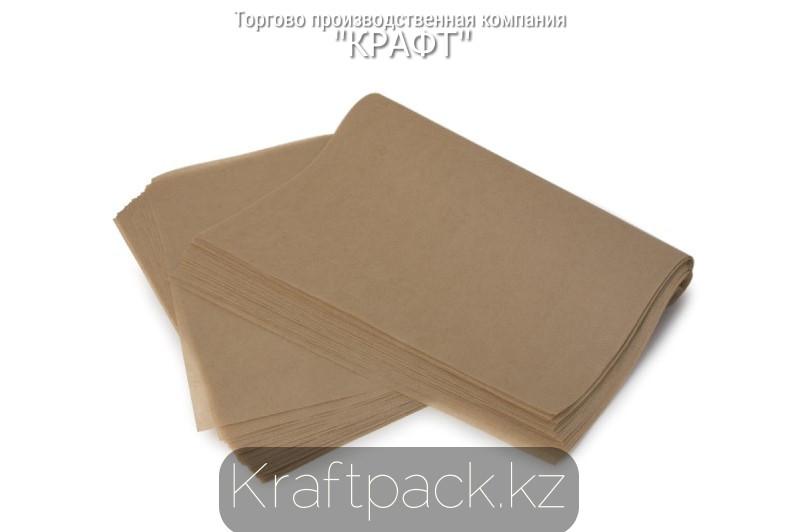 Подпергамент - бумага пергаментная в листах (800 листов/упаковка) 400*600мм