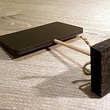 Ценник черный, меловый (размером с визитку), фото 3