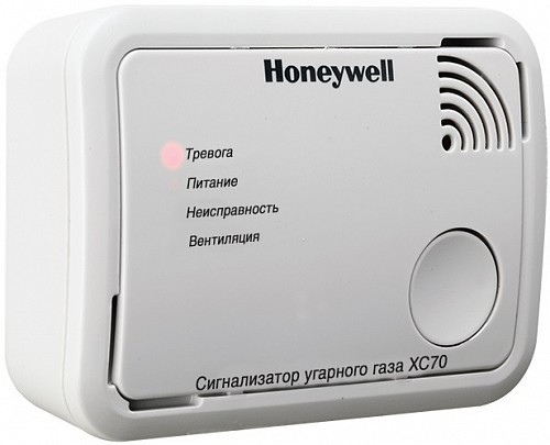Детектор угарного газа HoneywellXC70