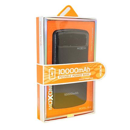 Внешний аккумулятор Power Bank Moxom MI-6 10000 mah, фото 2