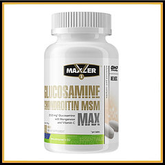 MXL MAX Glucosamine-Chondroitin & MSM (90 tab)