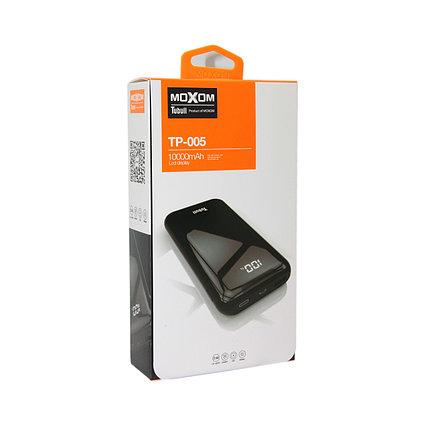Внешний аккумулятор Power Bank Moxom TP-005 10000 mah, фото 2