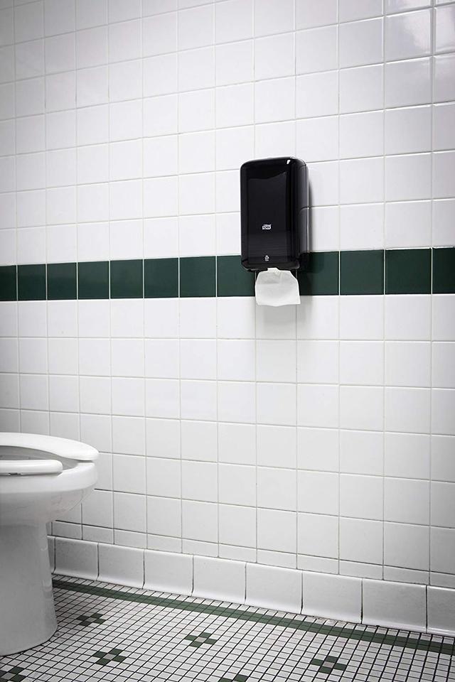 диспенсер для туалетной бумаги в пачках tork