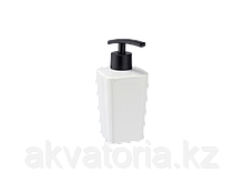 Z20284100 керамический дозатор мыла JAZZ черный/белый