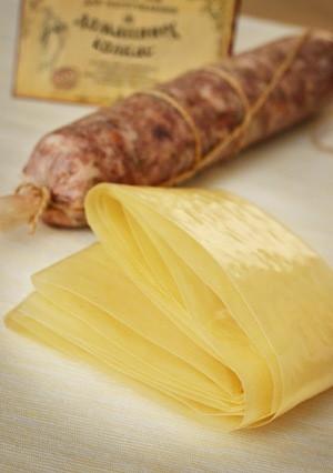 Коллагеновая оболочка для колбасы 58 мм