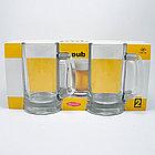 Набор бокалов для пива Pasabahce Pub 55299 - 395 мл (2 шт), фото 3