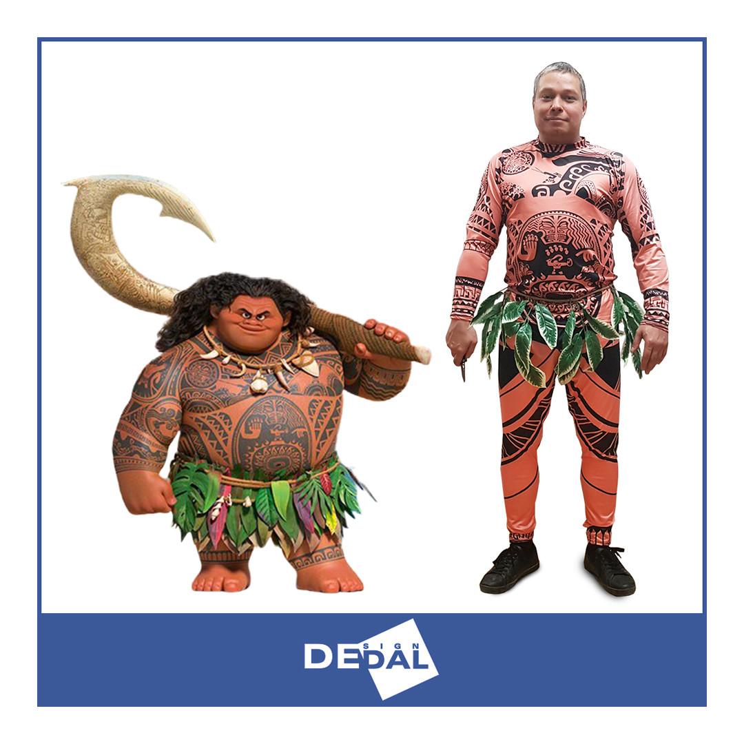 Прокат костюма Мауи