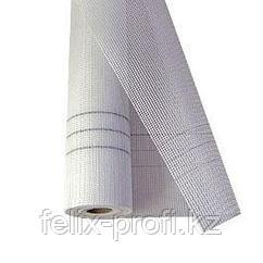 HAUSER Сетка стеклотканевая интерьерная, щелочестойкая, (1м х 50м), 60г (белая) (2,5мм*2,5мм)