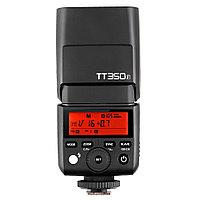 Фото Вспышка накамерная Godox ThinkLite TT350F TTL HSS для FujiFilm компактная