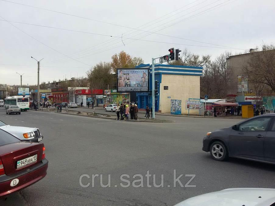 "Рыскулова – Сухэ Батора, ост. мкр ""Север»"