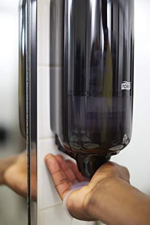 диспенсер для жидкого мыла в картриджах tork