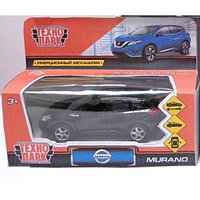 Технопарк Металлическая инерционная модель Nissan Murano, черный