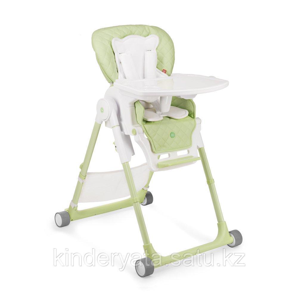 Стульчик для кормления Happy Baby William V2 Green