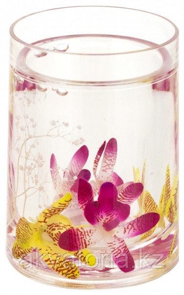337-01 Стакан, серия Орхидея