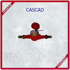 Счетчик воды CASCAD WM-UW40 (с импульсным выходом, с соединительным комплектом)