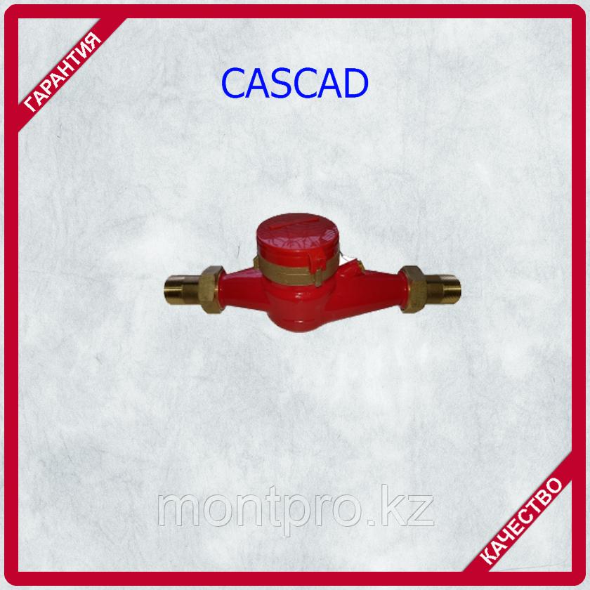 Счетчик воды CASCAD WM-UW50 (с импульсным выходом, с соединительным комплектом)