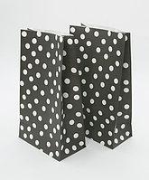 """Пакет бумажный """"Горох"""", 25 х 15 х 8 см"""