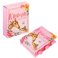 Набор памятных коробочек для девочки 'Книга нашей малышки'