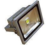 Прожектор светодиодный, диодные прожектора софиты 50 W, фото 3