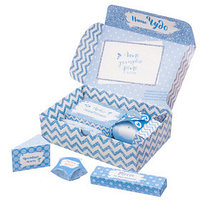 Набор памятных коробочек для новорожденных 'Наше чудо' для мальчика