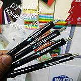 Ручки с нанесением логотипа под заказ в Алматы, фото 4