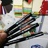 Ручки с нанесением логотипа под заказ в Алматы, фото 3