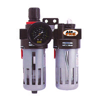 "Фильтр-регулятор-лубрикатор с автоматическим сливом AIRPRO CFC-400-A 1/2"" FR.L"