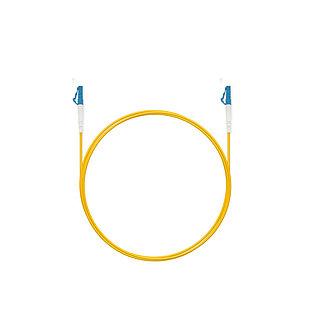 Патч Корд Оптоволоконный LC/UPC-LC/UPC SM 9/125 Simplex 3.0мм 1.5 м