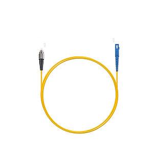 Патч Корд Оптоволоконный SС/UPC-FC/UPC SM 9/125 Simplex 3.0мм 2 м