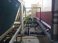 Монтаж систем промышленной вентиляции и кондиционирования