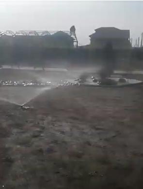 Автоматическая система полива в Алматы -1