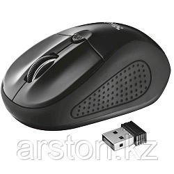 Мышь TRUST Primo Wireless Mouse black