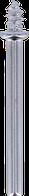 26150401JA Держатель DREMEL для насадок Speed Clic, фото 1
