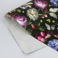 Бумага упаковочная крафтовая 'Для тебя', 50 x 70 см (комплект из 20 шт.)