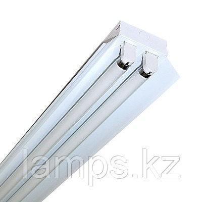 Настенно-потолочный светодиодный светильник LEDTUBE MX119 2х16W(без ламп)120см, фото 2