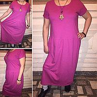 Нарядное  летнее платье  размер 52-68