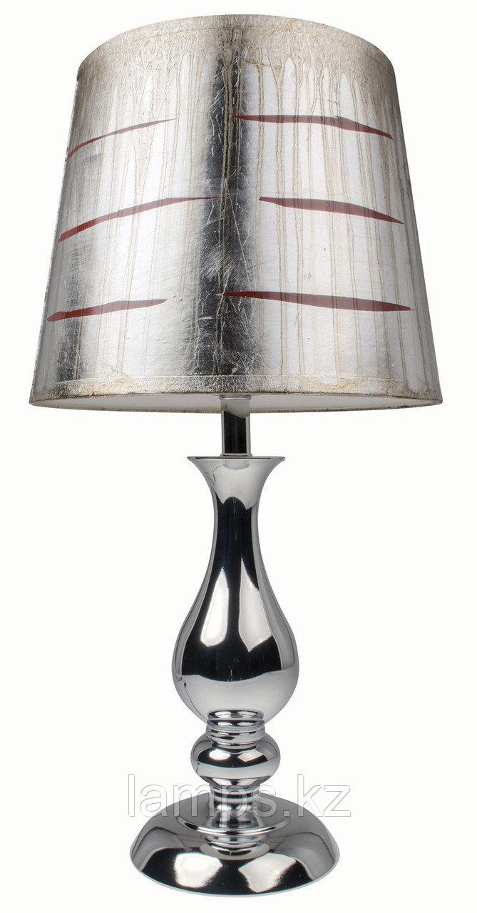 Настольная лампа T0006 Red STRIPES