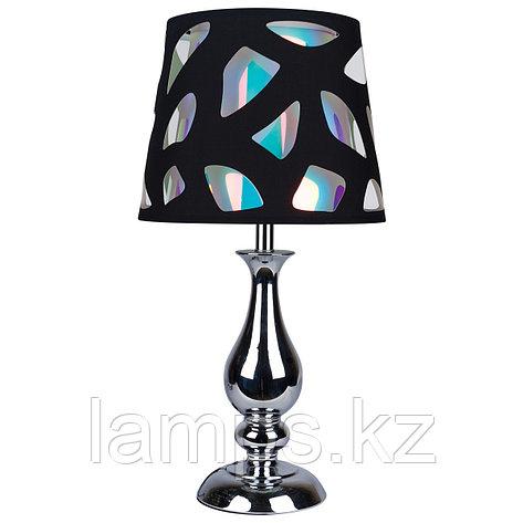 Настольная лампа T0014 LASER CUTTING Black , фото 2