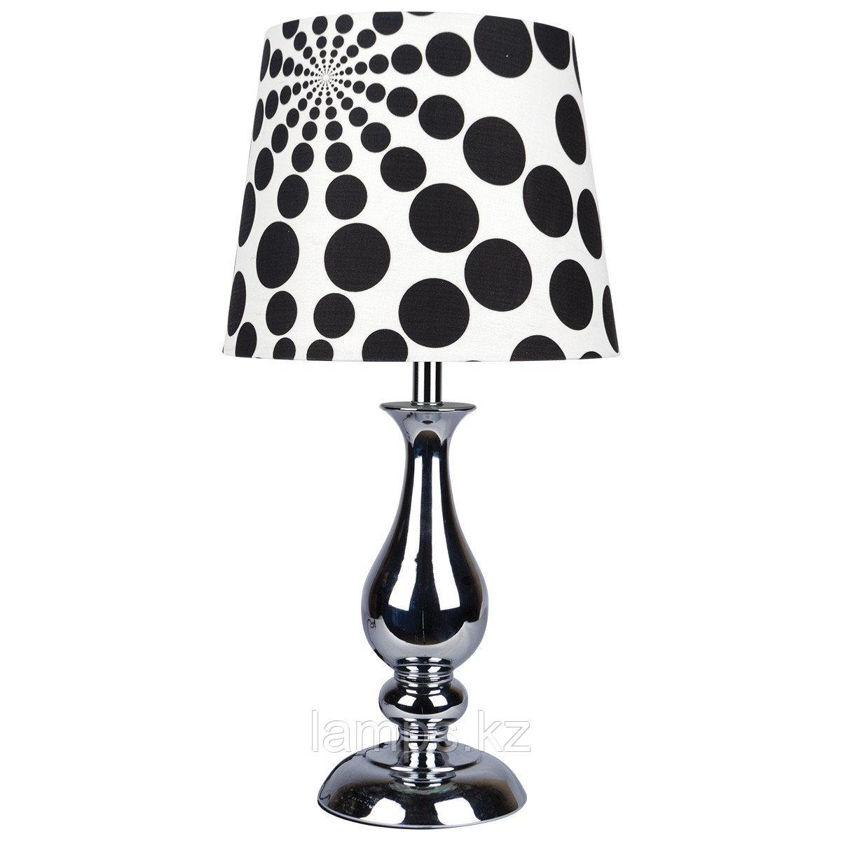 Настольная лампа T0021 Black DOTS