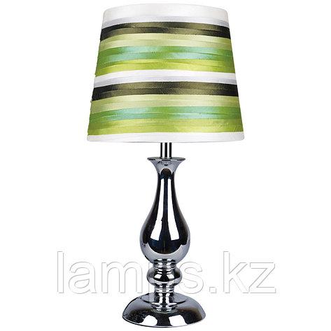 Настольная лампа T0023 SATIN FABRIC Green , фото 2