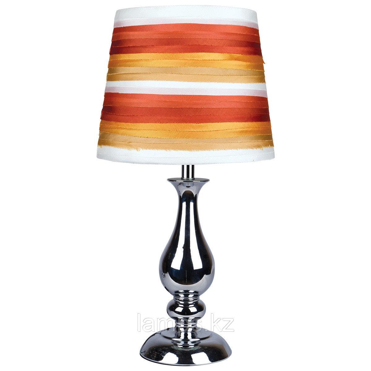Настольная лампа T0024 SATIN FABRIC Red