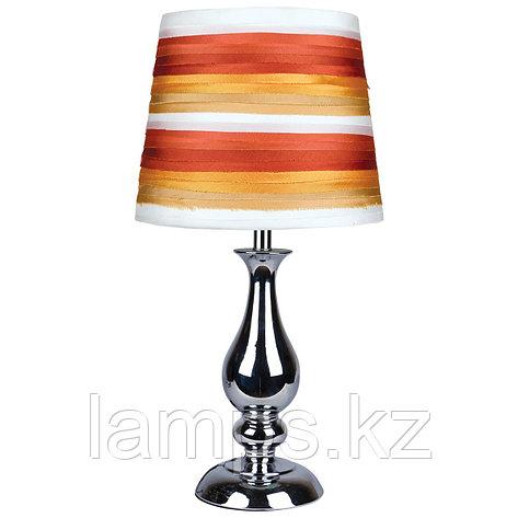 Настольная лампа T0024 SATIN FABRIC Red , фото 2