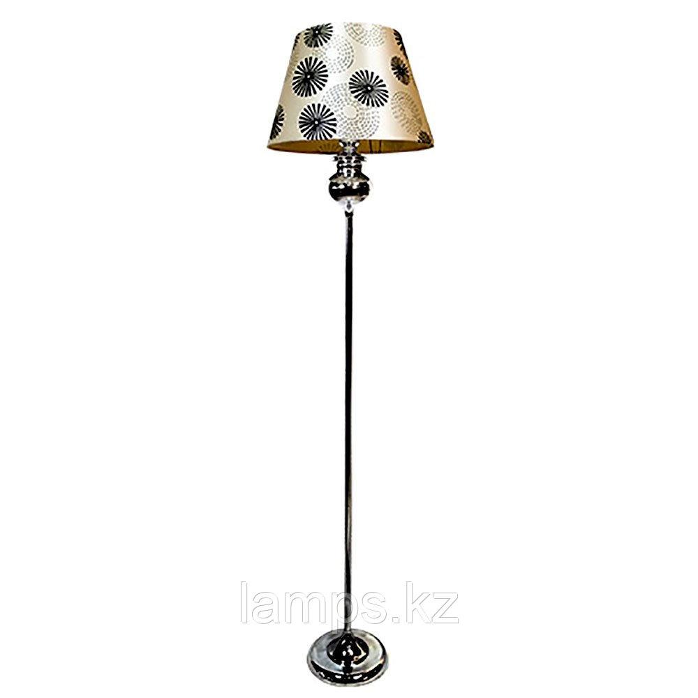 Торшер, напольный светильник F10706 FLOCKED SHADE