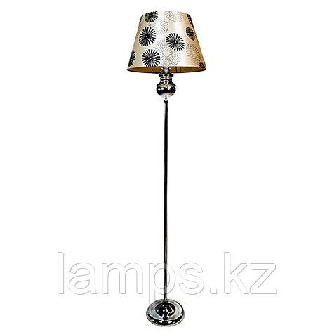Торшер, напольный светильник F10706 FLOCKED SHADE , фото 2