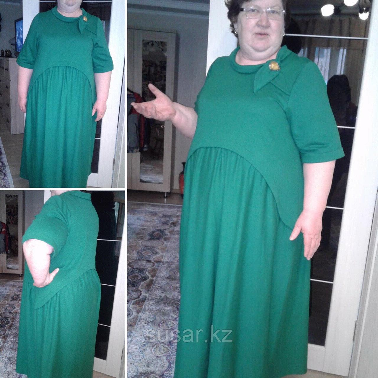 Платье  летнее большой размер