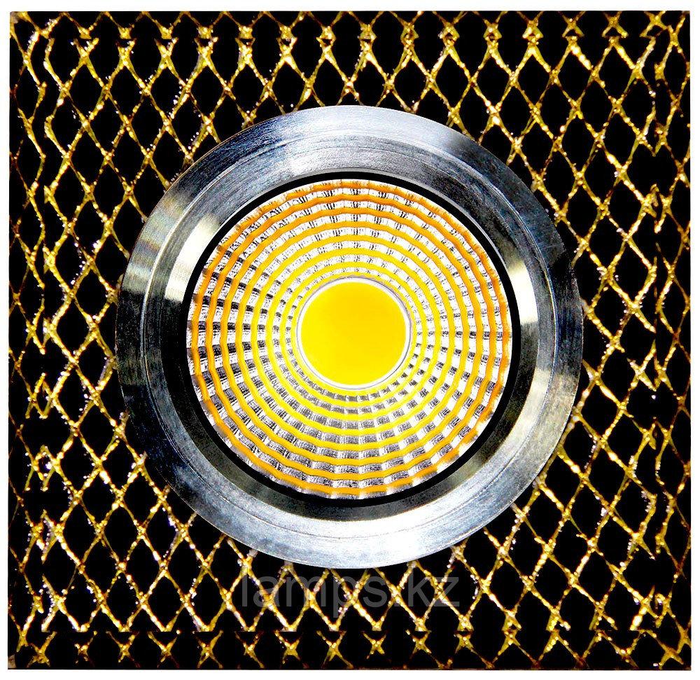Спот встраиваемый светодиодный LED QX8-W255