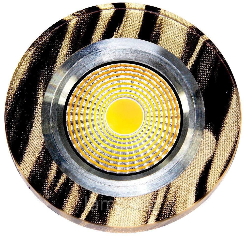 Спот встраиваемый светодиодный LED SPD-DBWFDF