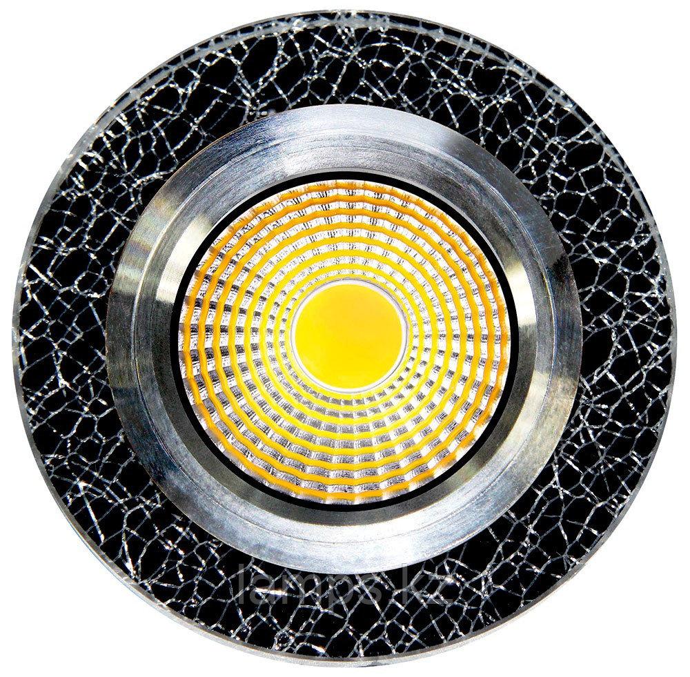 Спот встраиваемый светодиодный LEDJL-QX-4-245-B-R