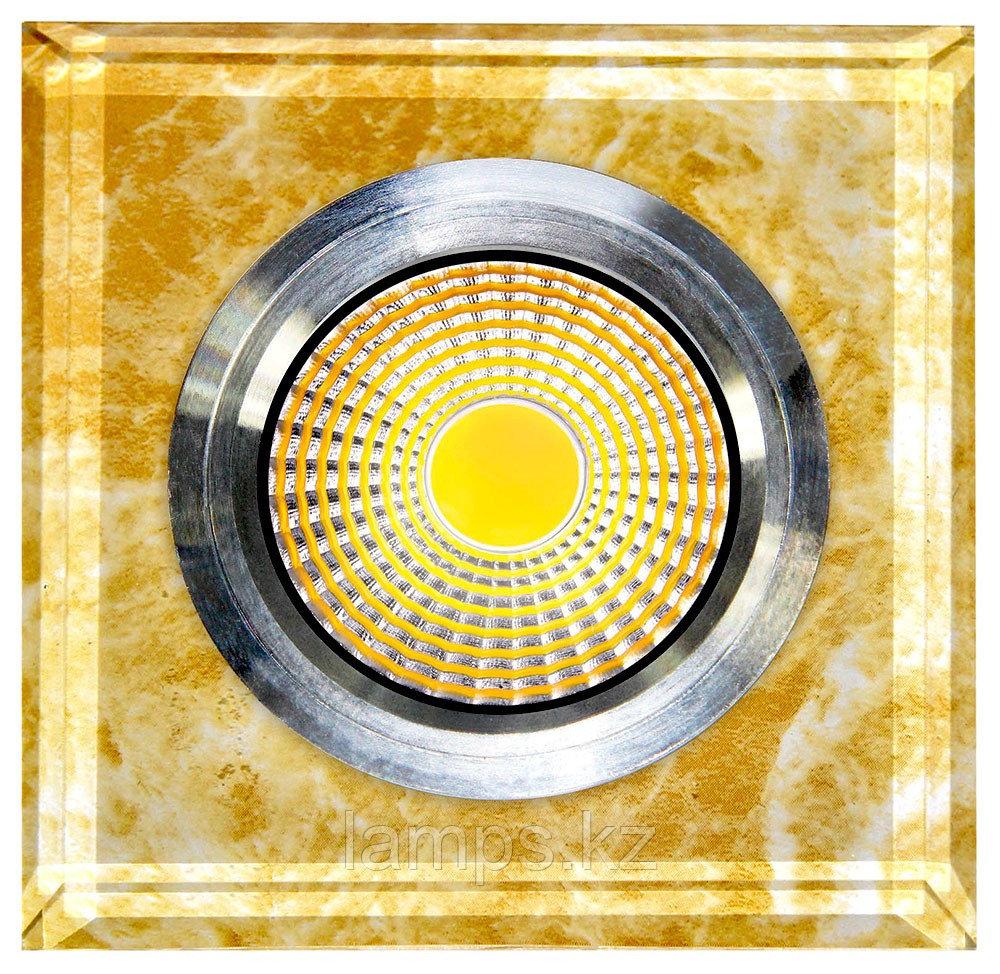 Спот встраиваемый светодиодный LED QX4-346