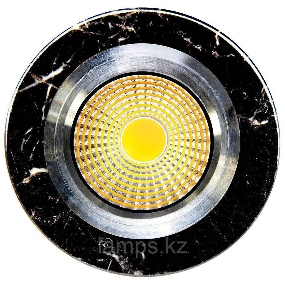 Спот встраиваемый светодиодный LED JL-QX-Z-49-W-R